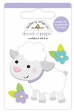 Hoppy Easter Doodle-Pops- Lamby