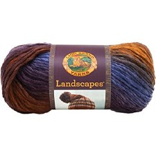 Landscapes Yarn- Mountain Ranger