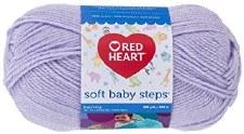 Soft Baby Steps Yarn- Lavender