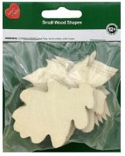 Wood Leaves- Oak & Maple