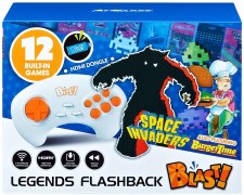 Flashback Blast! Retro Gaming- Legends, 12 Games