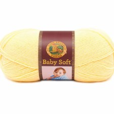 Baby Soft Yarn- Lemonade
