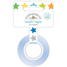 Party Time Washi Tape- Let's Celebrate