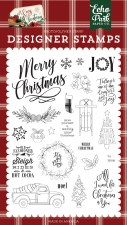 A Cozy Christmas Designer Stamp Set- Let's Get Cozy