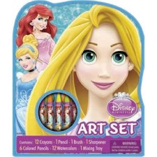 Kid's Art Set- Disney Princess