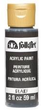 FolkArt 2 Oz. Acrylic Paint- Licorice