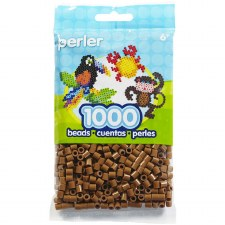 Perler Beads 1000 piece- Light Brown