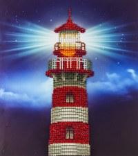 Diamond Facet Art Kit- Lighthouse