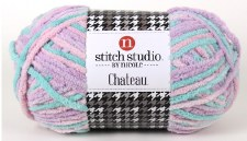Chateau Yarn- Lilac/Teal