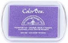 Doodlebug Pigment Ink Pad- Lilac