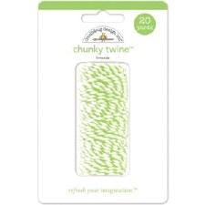 Doodlebug Chunky Twine- Limeade