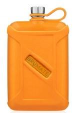 Liqour Canteen 8oz- Hunter Orange