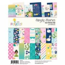 Little Princess 6x8 Paper Pad