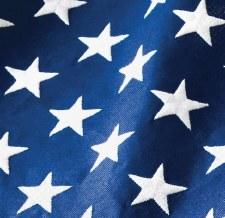 """Patriotic Flag Napkins, 6.5""""- 16ct"""