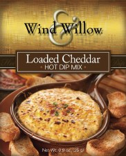 Wind & Willow Hot Dip Mix- Loaded Cheddar