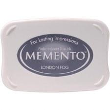 Memento Dye Ink Pad- London Fog