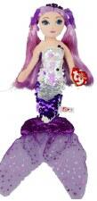 Beanie Flippable Sequin Collection, Medium- Mermaid, Lorelei