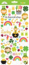 Lots O' Luck Stickers- Icons
