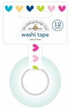 Hello Washi Tape- Lots Of Love