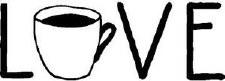 """Love"" (Coffee Cup) Vinyl"