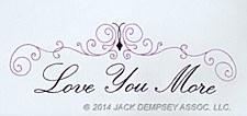 Pillowcases- Love You More