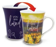 Color Changing Story Mug- Loved