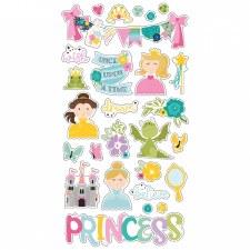 Little Princess Chipboard