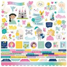 Little Princess Combo Sticker