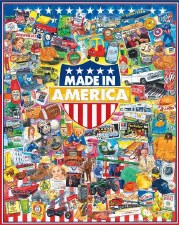 Made In America - 1000 piece puzzle