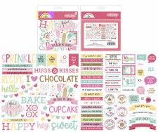 Made With Love Die Cuts- Chit Chat
