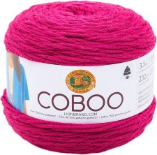 Coboo Yarn- Magenta