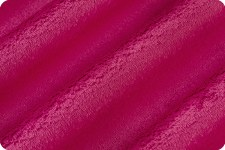 "Cuddle Fleece, 60""- Pinks- Magenta"