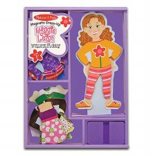 Melissa & Doug Magnetic Dress Up- Maggie Leigh