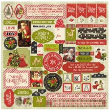 A Magical Christmas Sticker Sheet