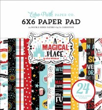 A Magical Place 6x6 Paper Pad