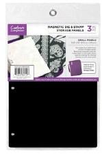 """Magnetic Die & Stamp Storage Panels, 3ct- 8.25"""" x 5.5"""""""