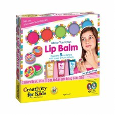 Creativity for Kids Craft Kit- Make Your Own Lip Balm