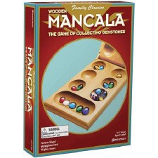 Classic Games- Mancala