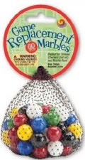 Game Marbles, 60ct