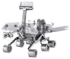 Metal Earth 3D Metal Model Kit- Mars Rover