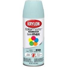 Krylon Indoor/Outdoor 12oz Spray Paint- Matte, Aqua