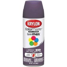 ColorMaster In/Out 12oz Matte Spray Paint- Bordeaux
