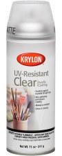 UV Resist Spray, 11oz- Matte
