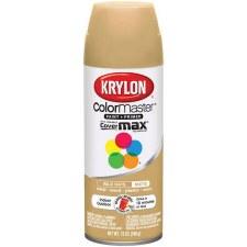 Krylon Indoor/Outdoor 12oz Spray Paint- Matte, Wild Oats