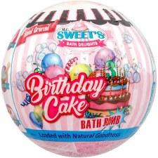 McSweets Bath Bomb - Birthday Cake