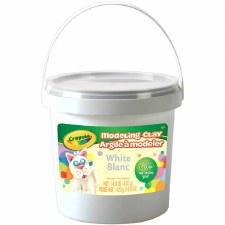 Model Magic Clay Bucket, 15oz- White