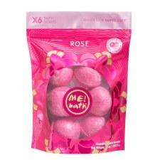 Bath Bomb 6ct- Rose