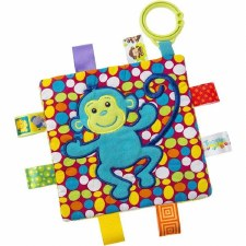 Taggies Crinkle Me Baby Toy- Me Monkey