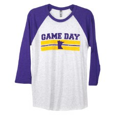 Game Day Raglan- M