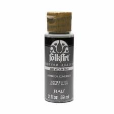 FolkArt 2 Oz. Acrylic Paint- Medium Gray